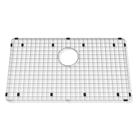 stainless steel grid for kitchen sink american standard prevoir 26 in x 15 in kitchen sink 9394
