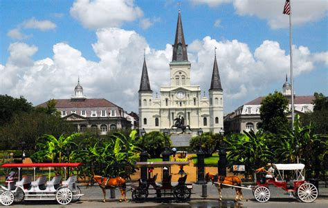 New Orleans Images Agu Announces New Locations For The 2017 And 2018 Fall