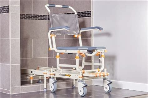showerbuddy shower transfer chair free shipping