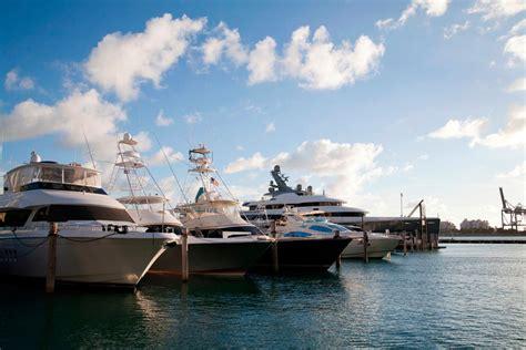 Miami Boat Show Water Taxi Locations by Miami Boat Show La Nuova Location Miamitiamo