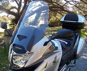 Honda Deauville 700 : honda deauville nt700v windshields ~ Kayakingforconservation.com Haus und Dekorationen