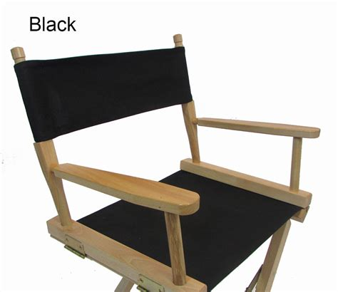 Personalized Directors Chair Replacement Covers by Canvas Replacement For Director Chair Director Chair