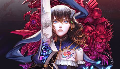 bloodstained ritual   night recipes hairstyles
