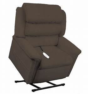 Mega Motion Extra Wide Power Life Chair  3 Position Chaise