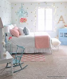 fancy farmhouse bedroom makeover fancy bedrooms and room With 4 brilliant room ideas girls