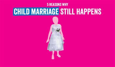 child marriage plan international