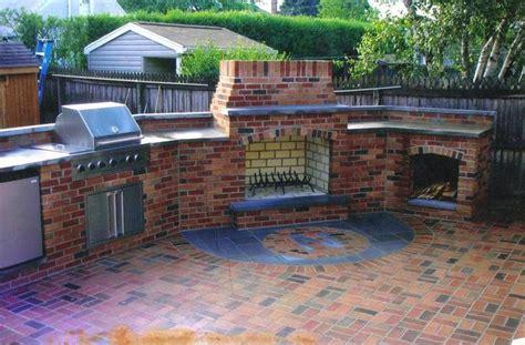 outdoor brick kitchen designs outdoor kitchen in brick brick patio outdoor kitchen kurt schall and sons outdoor
