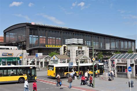 Bahnhof Berlin Zoologischer Garten Fotos (4) Bahnbilderde