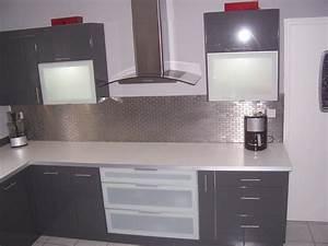 Cuisine Blanche Et Bois Ikea : elegant cuisine grise et blanc ikea u chaios cuisine grise ~ Dailycaller-alerts.com Idées de Décoration