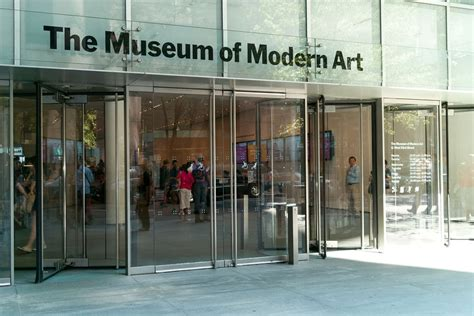 Museum Modern New York by Moma Museum Of Modern New York