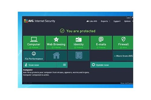 baixar avg online shield service disable