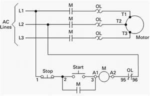 Circuit Diagram Motor : basic wiring for motor control technical data guide eep ~ A.2002-acura-tl-radio.info Haus und Dekorationen