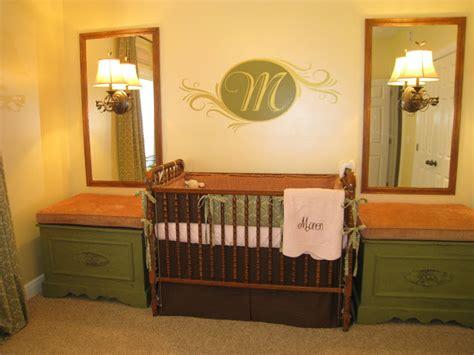 european flair baby nursery design dazzle