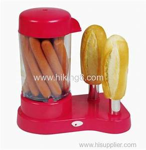 home electric hot dog maker hot dog machine