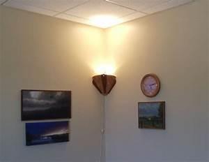 Corner Light Fixture