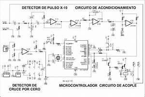 Diagrama Circuital Del Receptor 8  Formas De Onda De Los