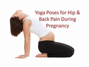 pregnant back pain relief exercises