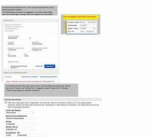 Lieferung An Postfiliale : lieferung an abholstation nicht mit postfiliale ebay community ~ A.2002-acura-tl-radio.info Haus und Dekorationen