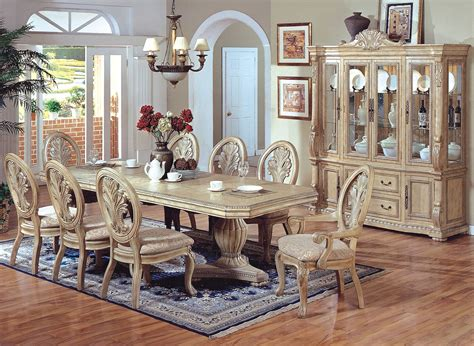 country dining room sets awesome country dining set 11 antique white