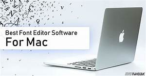 7 best font editor software for mac With lettering software for mac