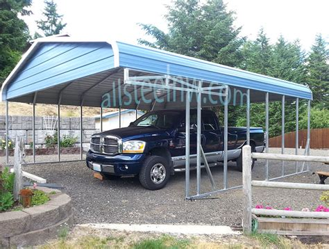 All Steel Carports Prices by Metal Carports All Steel Northwest