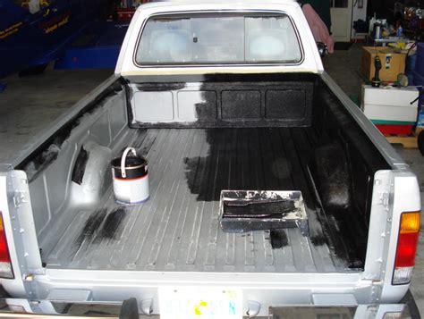 best spray in bedliner alternative dualliner truck bedliner