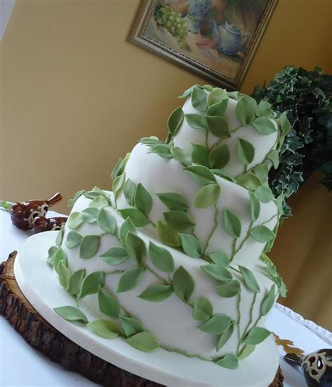 top vines leaves cakes cakecentralcom
