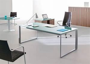Ikea Bureau Verre : bureau plaque de verre maison design ~ Melissatoandfro.com Idées de Décoration