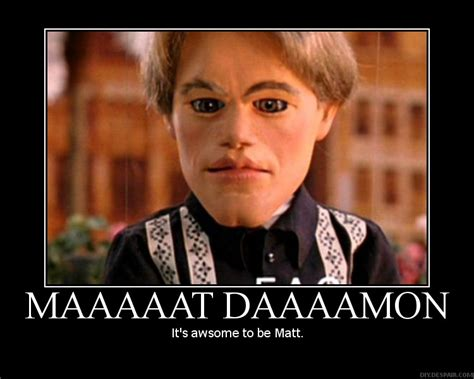 Matt Damon Meme - donta rogers pictures news information from the web