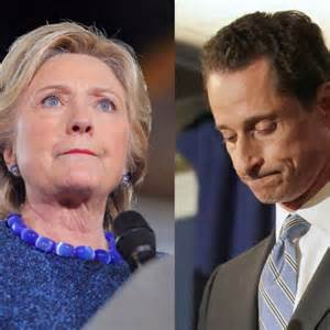 Anthony Weiner Hillary Clinton Emails
