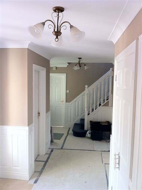 paint ideas for stairs and landing scintillating