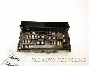 2011 Bmw 550i Fuse Box - 61149234421 - Used