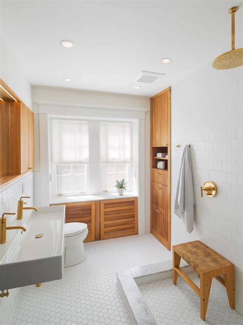spectacular scandinavian bathroom interiors youre