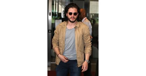 Kit Harington in London May 2016 | POPSUGAR Celebrity UK ...