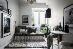 Sophisticated Gray Interior by Scandinavian Houses Archives Decoholic