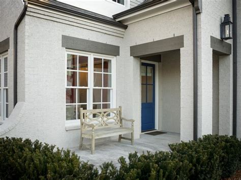 exterior before and after pictures from hgtv smart home