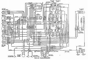 1977 Ford Thunderbird Wiring Diagram