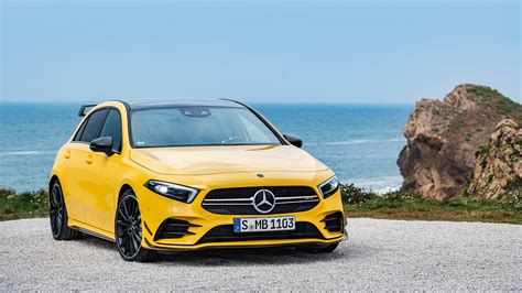 Pictures Of 2019 Mercedes by 2019 Mercedes Amg A35 Wallpapers Hd Images Wsupercars