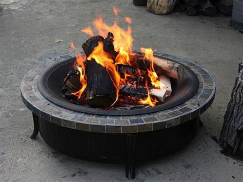 Propane Camping Fire Pit Portable Campfire Pit Portable