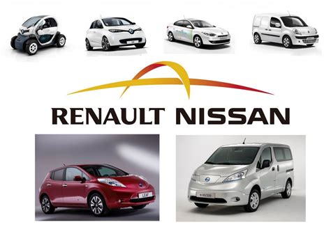 Renault Nissan Alliance by L Alliance Renault Nissan Passe Le Cap Des 200 000 Ve