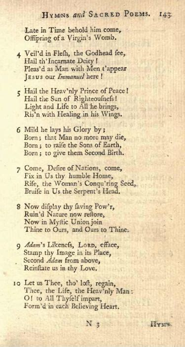 charles wesley hymns google search