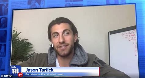 Bachelorette star Jason Tartick talks 'mayhem' of ...