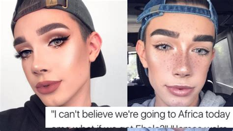 Coverboy James Charles' Comments On Africa Are Problematic
