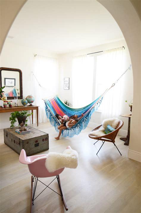 swing time  indoor hammocks inspiring