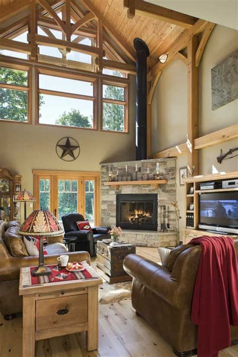 love  exposed wood framing    awesome