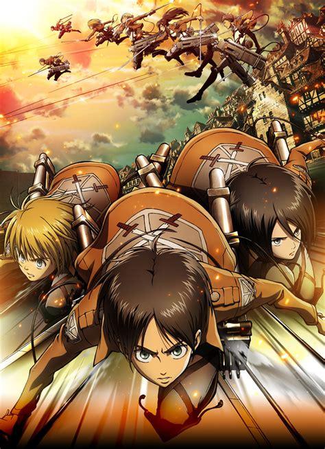 shingeki  kyojin um anime   segredo  sucesso