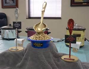 Chili Cook-Off Trophy