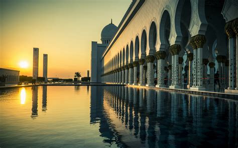 sheikh zayed grand mosque hd wallpapers backgrounds