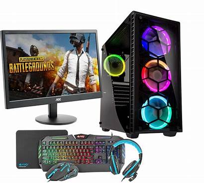 Pubg Gaming Bundle Pc Ryzen 2600 Hst