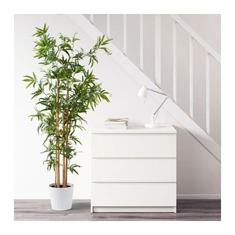 ikea fake trees fejka artificial potted plant bamboo 21 cm ikea